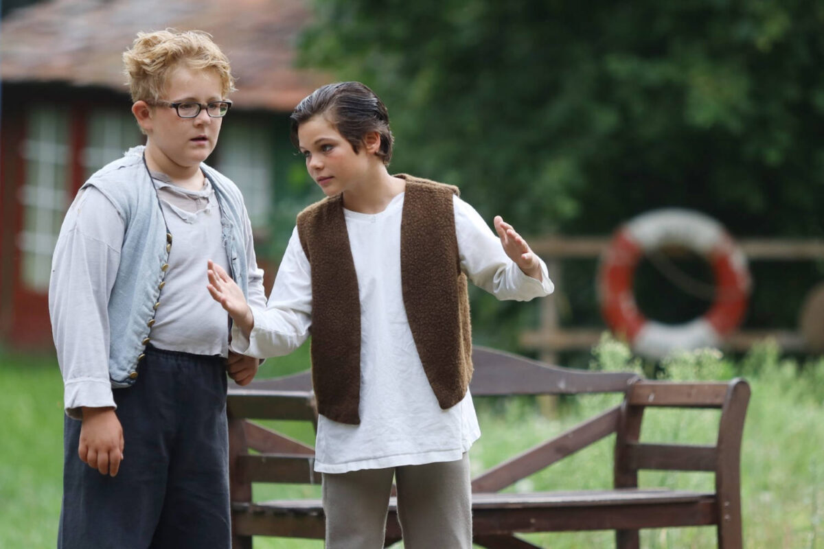 Johannes und Martin