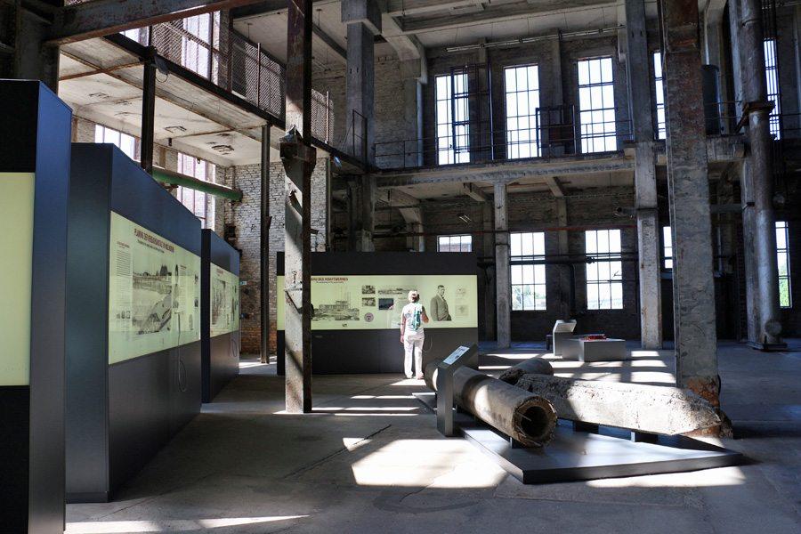 Ausstellung Peenemünde
