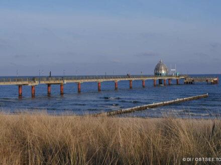 Seebrücke Zingst - Foto OT